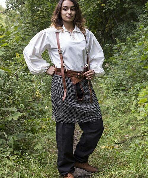 Chainmantle Skirt