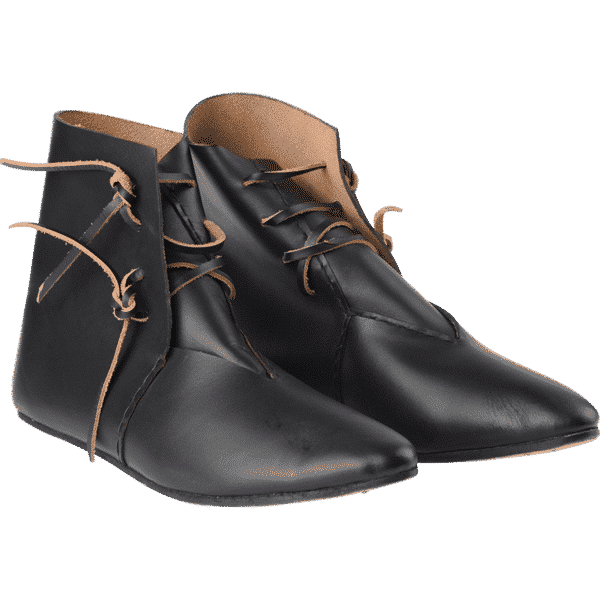 Medieval Peasant Boots