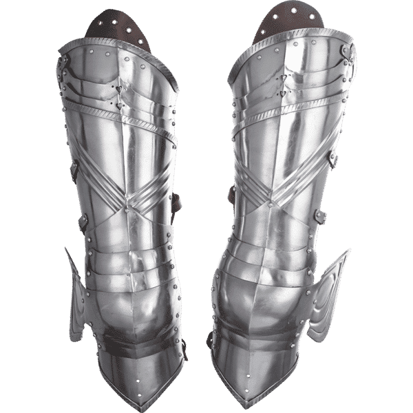 Gothic Leg Armor