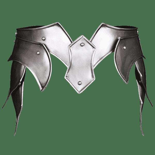 Lena Steel Tasset Belt