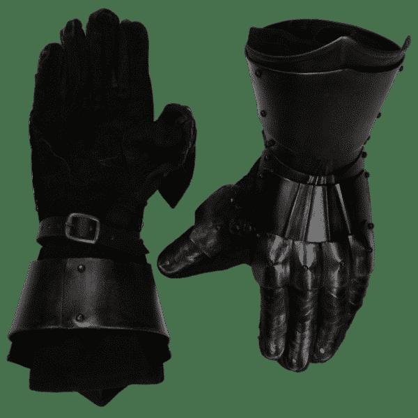Dark Warrior Gauntlets