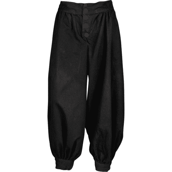 Medieval Canvas Trousers
