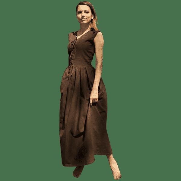 Medieval Peasant Dress