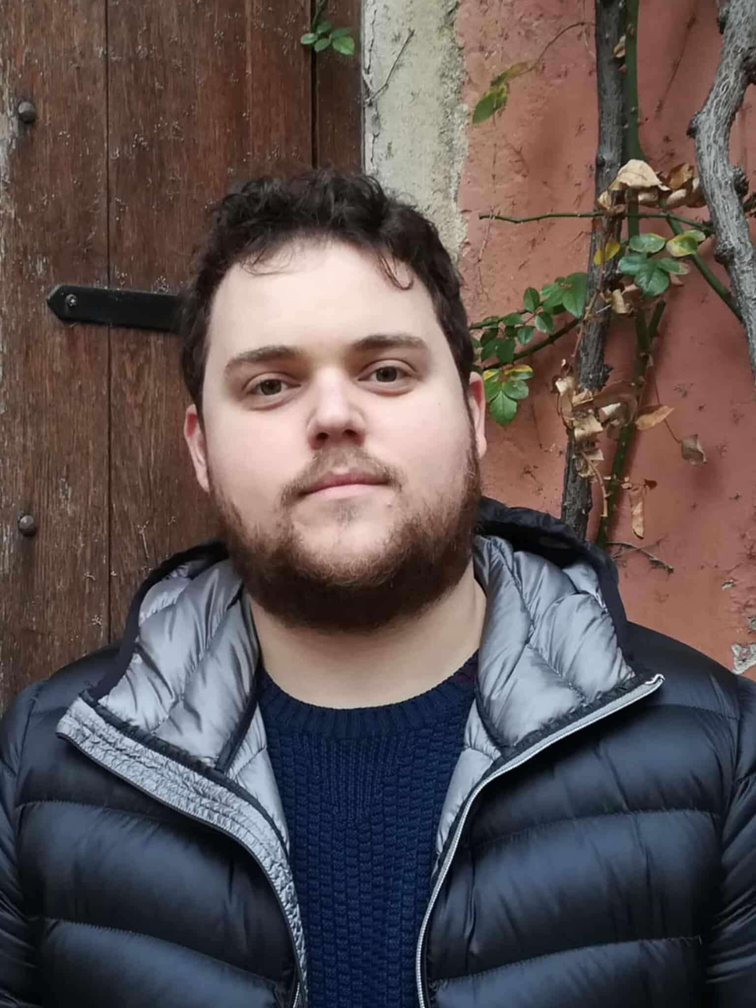 Luca Mello Rella, the co-founder